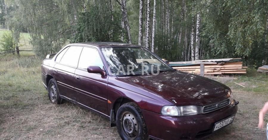 Subaru Legacy, Архангельск