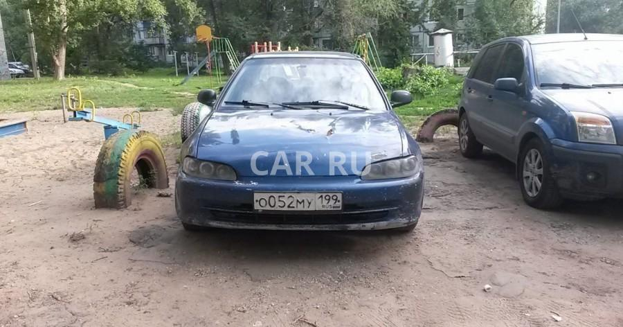 Honda Civic, Балаково