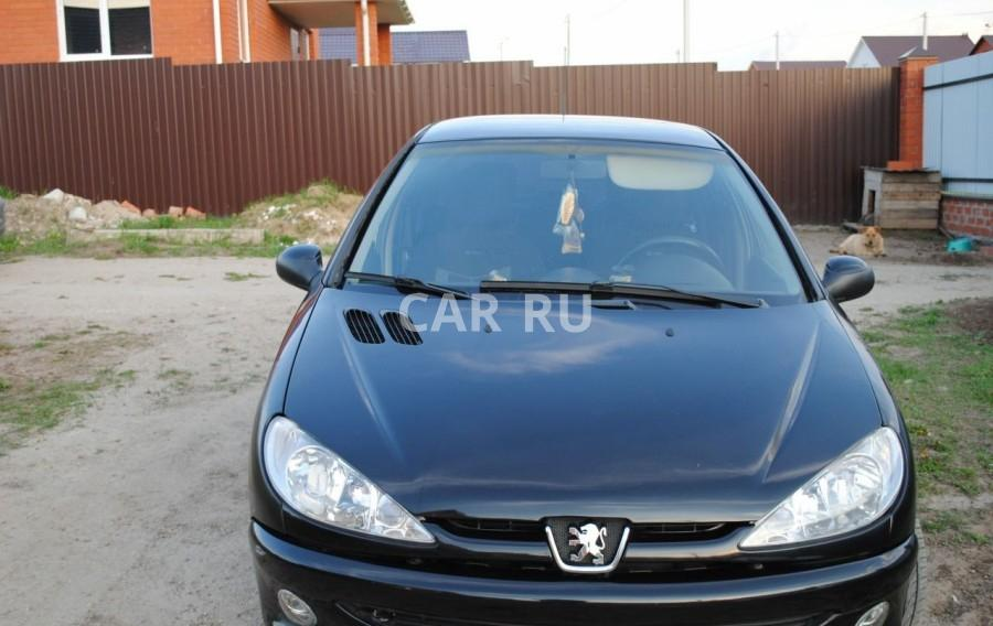 Peugeot 206, Белгород