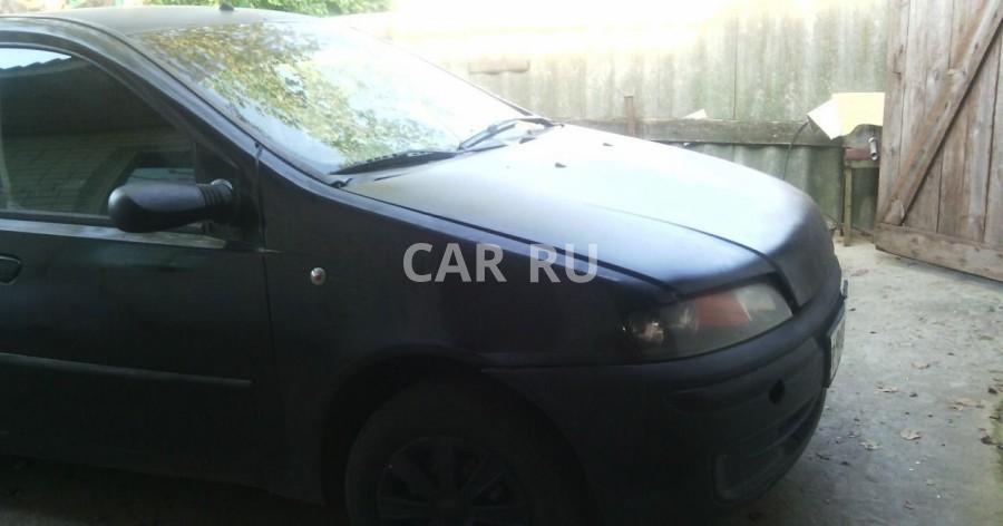 Fiat Punto, Белгород