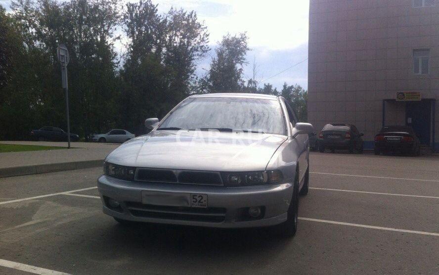 Mitsubishi Galant, Арзамас