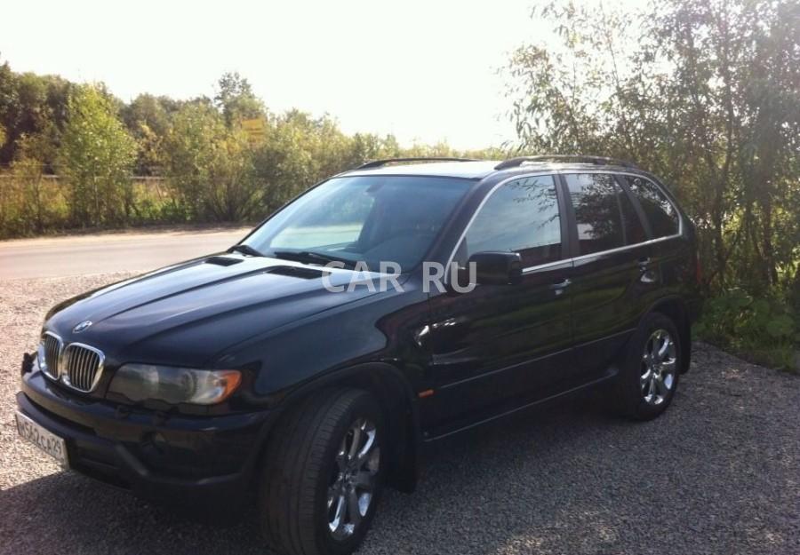 BMW X5, Архангельск