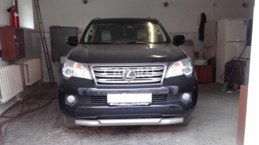 Lexus GX, Альметьевск
