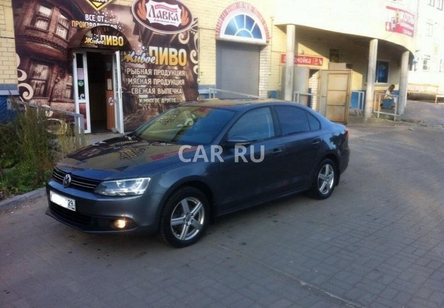 Volkswagen Jetta, Архангельск