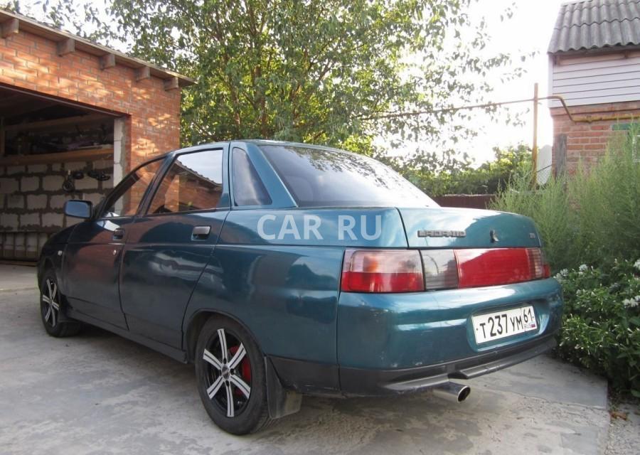 Lada 2110, Батайск