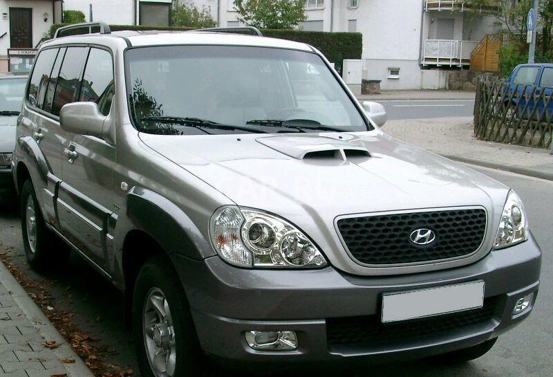 Hyundai Terracan, Астрахань