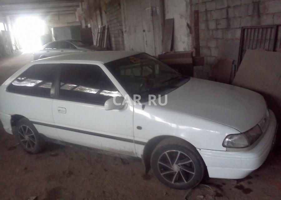 Hyundai Pony, Белгород