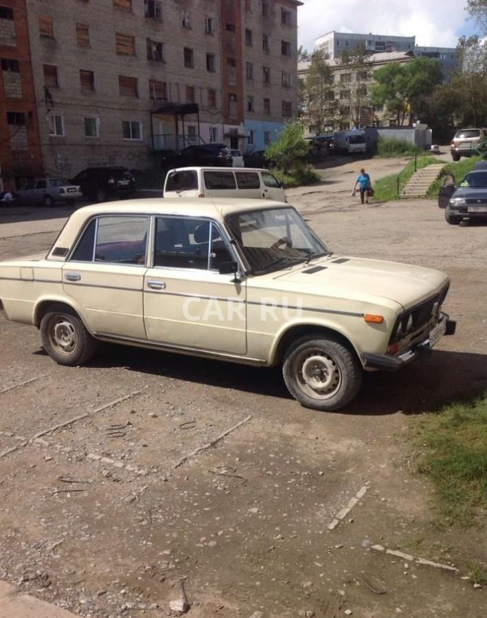 Lada 2106, Амурск
