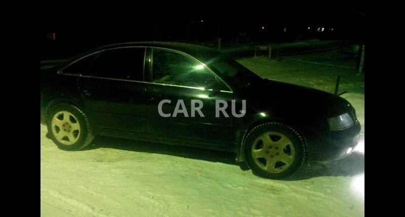 Audi A6, Барыш