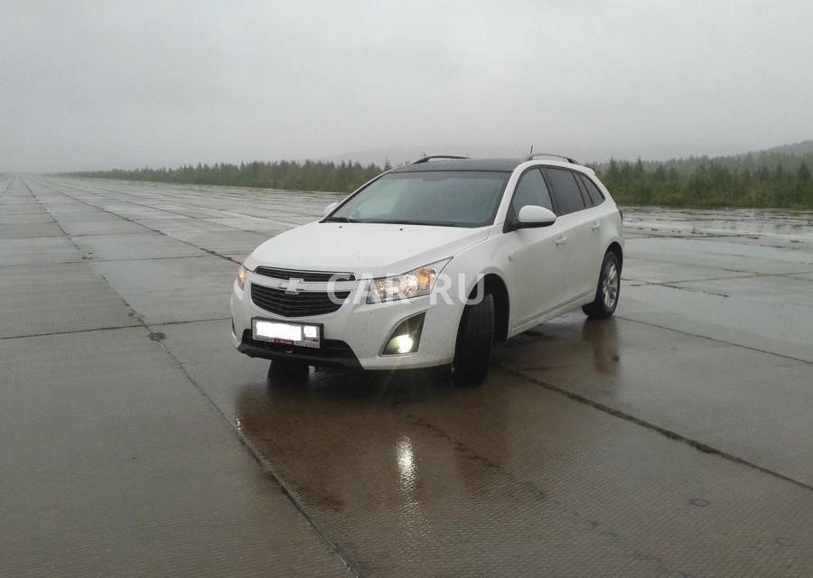 Chevrolet Cruze, Алакуртти