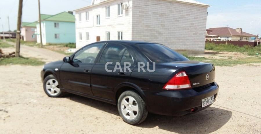 Nissan Almera Classic, Астрахань