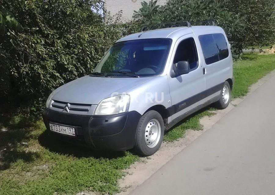Citroen Berlingo, Анна