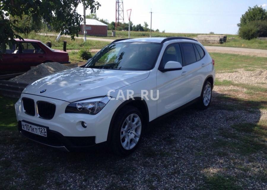 BMW X1, Армавир