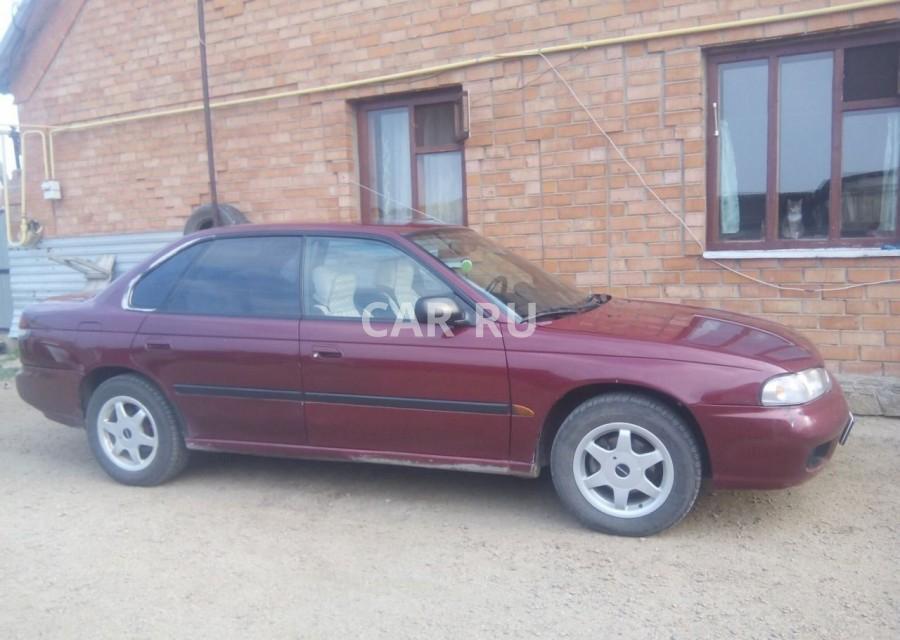 Subaru Legacy, Адамовка