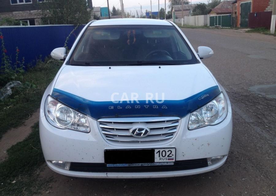 Hyundai Elantra, Белебей
