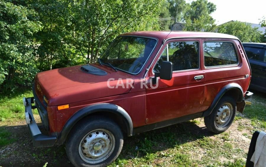 Lada 4x4, Бабынино