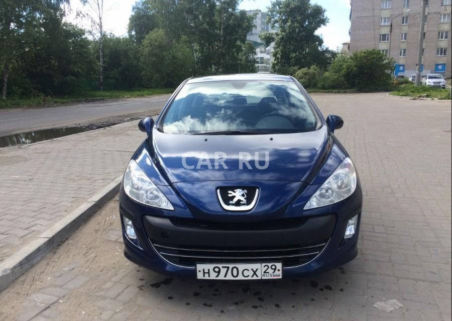 Peugeot 308, Архангельск