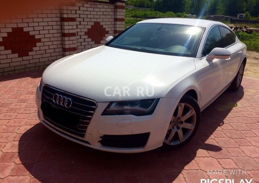 Audi A7, Балаково