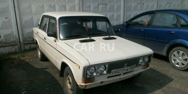 Lada 2106, Апшеронск