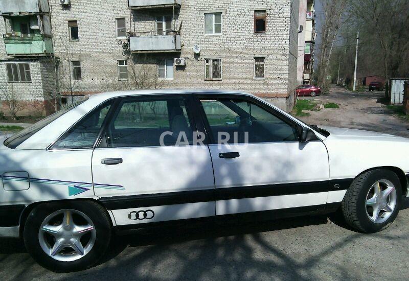 Audi 100, Астрахань
