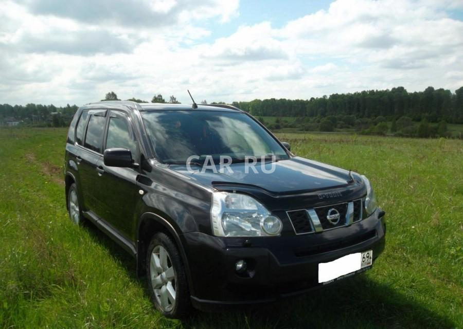 Nissan X-Trail, Бежецк
