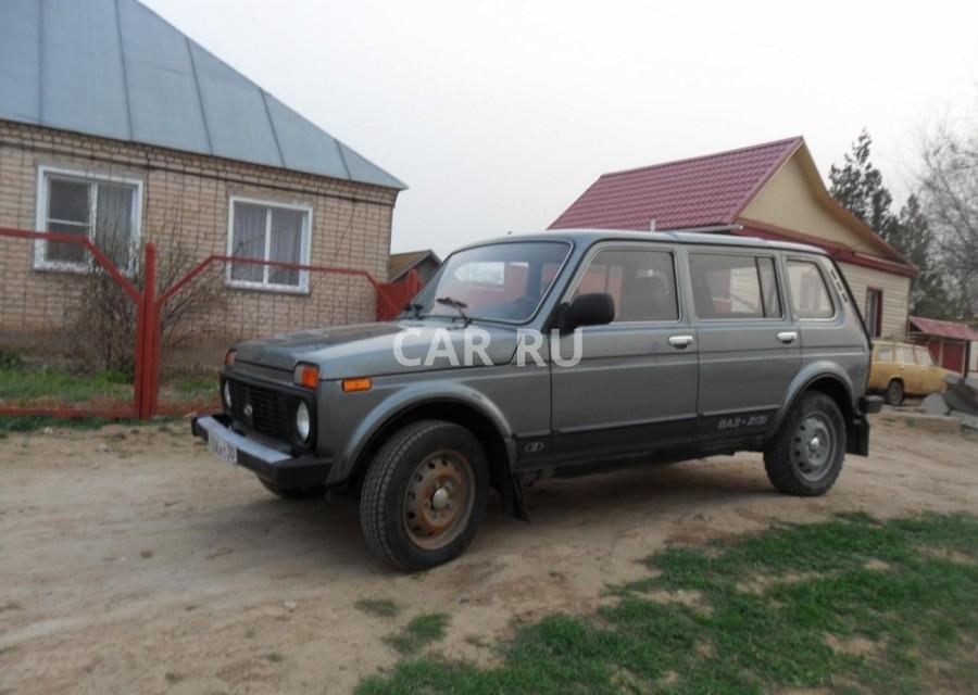 Lada 4x4, Астрахань