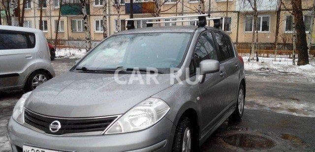 Nissan Tiida, Архангельск