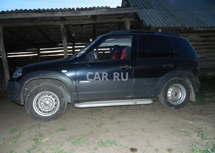 Chevrolet Niva, Аксубаево
