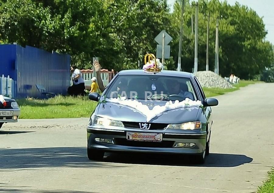 Peugeot 406, Белгород