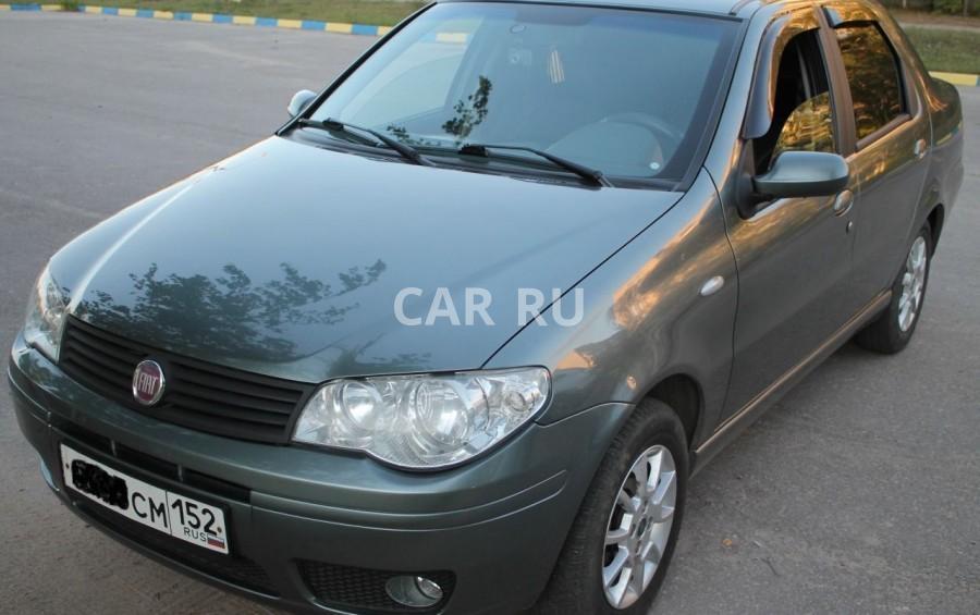 Fiat Albea, Балахна