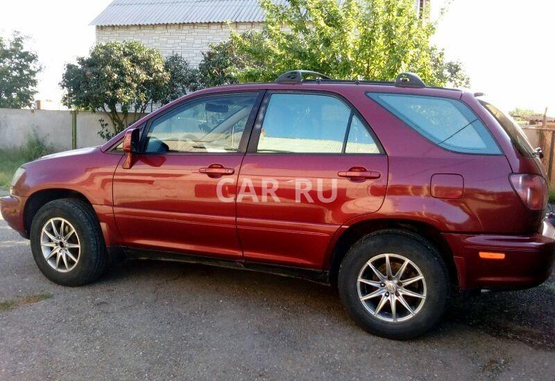 Lexus RX, Азов
