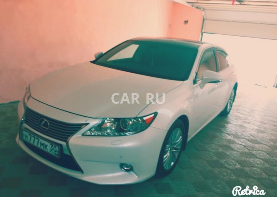 Lexus ES, Астрахань