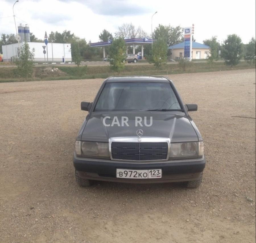 Mercedes 190, Абинск