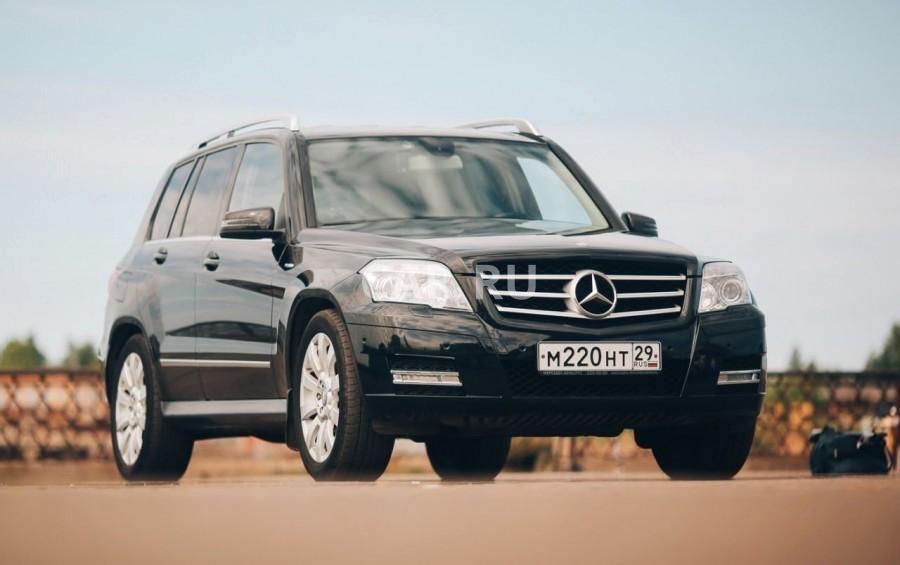 Mercedes GLK-Class, Архангельск