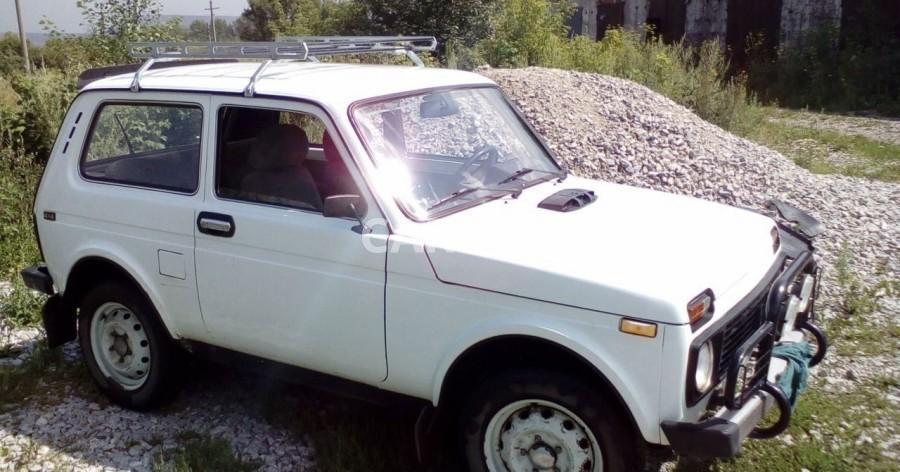 Lada 4x4, Белово