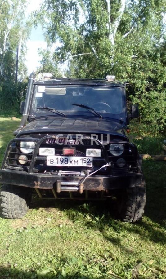 Уаз 469, Ардатов
