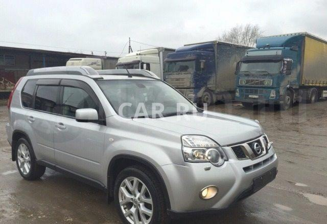 Nissan X-Trail, Асбест
