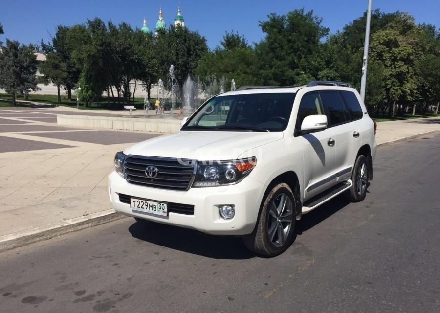 Toyota Land Cruiser, Астрахань