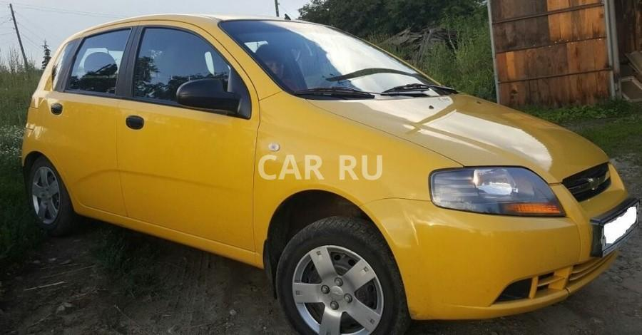 Chevrolet Aveo, Барыш