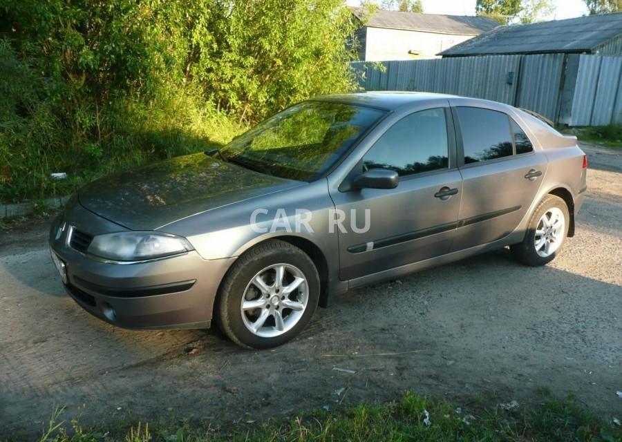 Renault Laguna, Архангельск