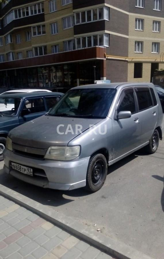 Nissan Cube, Анапа
