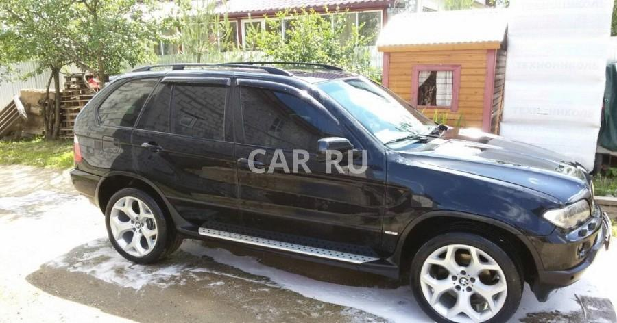 BMW X5, Александров