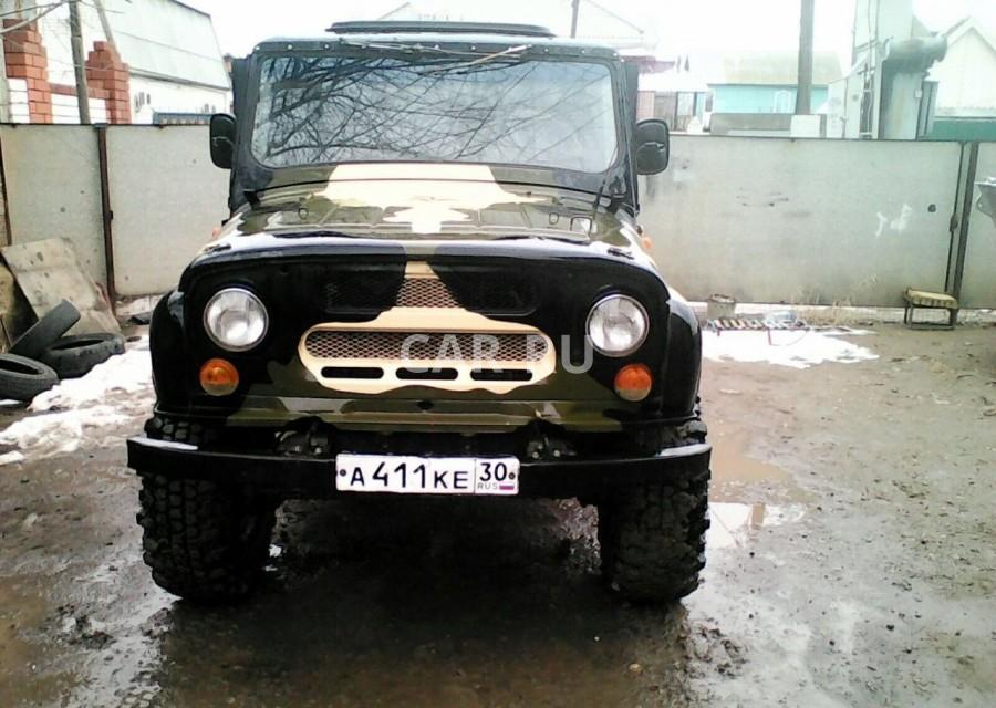 Уаз 3151, Астрахань