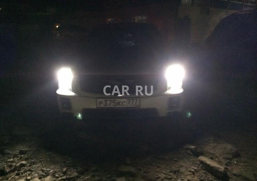 Cadillac STS, Анапа