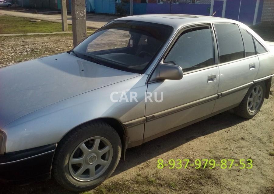 Opel Omega, Балаково