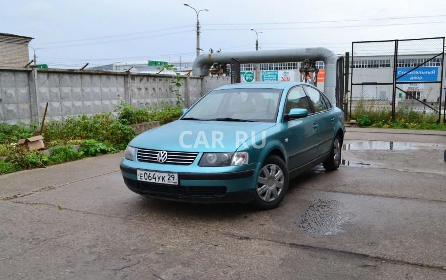 Volkswagen Passat, Архангельск