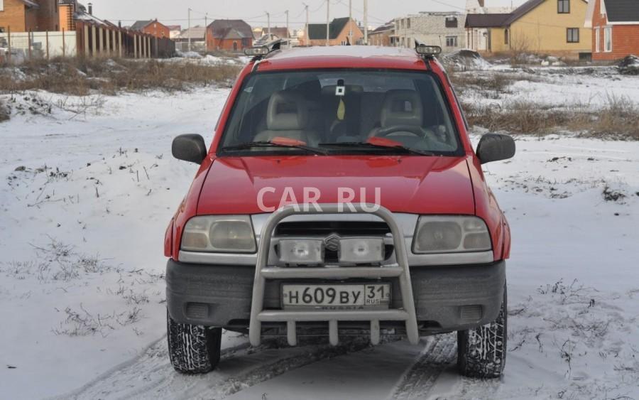Suzuki Grand Vitara, Белгород