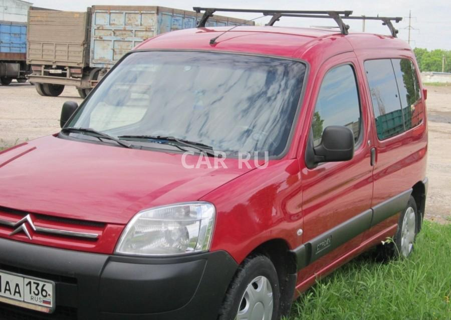 Citroen Berlingo, Алексеевка
