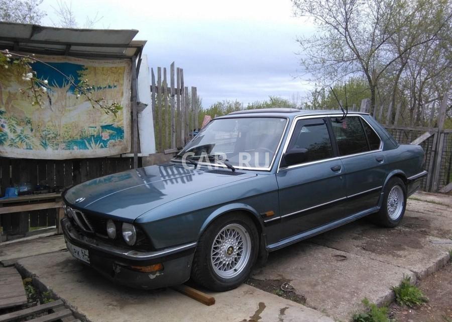 BMW 5-series, Балаково