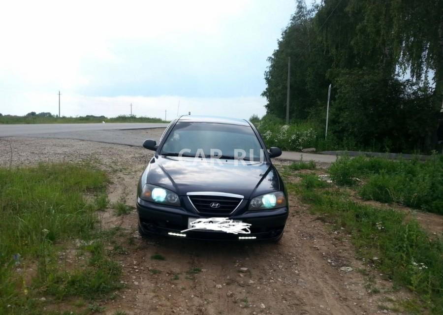 Hyundai Elantra, Алексин